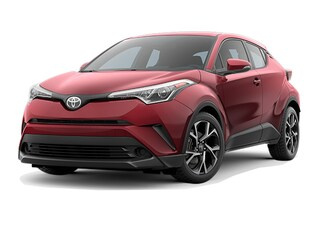 New 2018 Toyota C-HR XLE SUV serving Baltimore