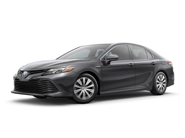 New 2018 Toyota Camry Hybrid LE Sedan for sale in Greenfield