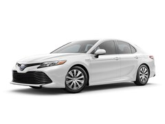 New 2018 Toyota Camry Hybrid LE Sedan for sale in Merced, CA