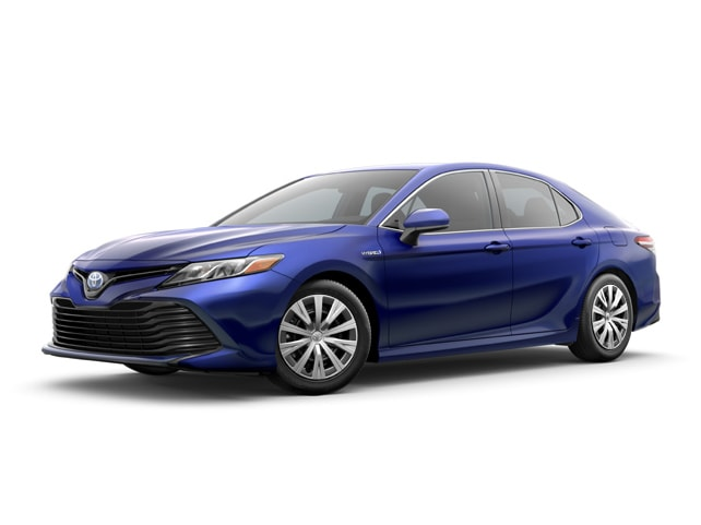 2018 Toyota Camry Hybrid Sedan | Houston