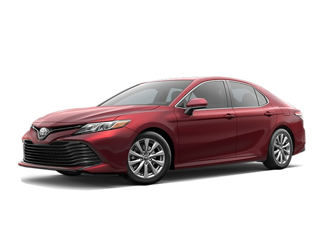 Toyota Camry In West Columbia Sc Fred Anderson Toyota