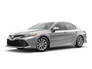 New 2018 Toyota Camry LE Sedan in Portsmouth, NH