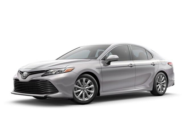 New 2018 Toyota Camry LE Sedan Silver Spring, MD