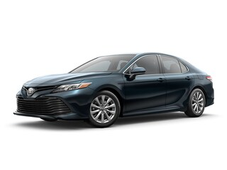 Certified Pre-Owned 2018 Toyota Camry LE Sedan 2006698A for sale near you in Auburn MA
