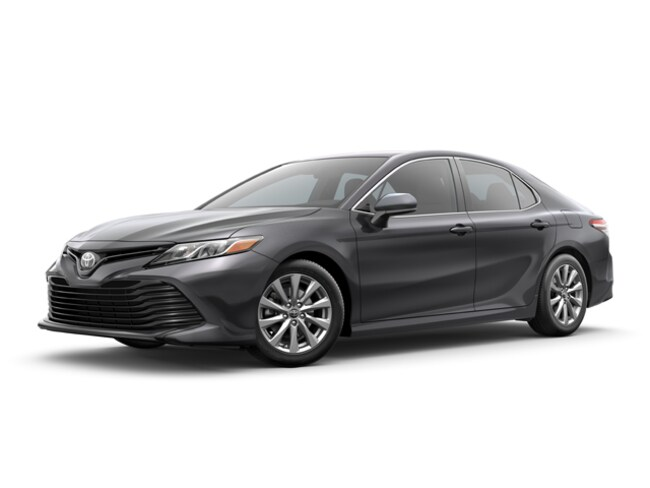 2018 Toyota Camry LE 4cyl 8AT Sedan