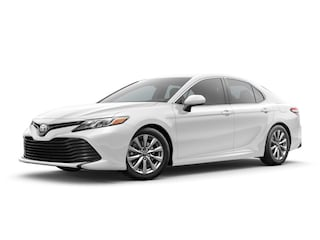New 2018 Toyota Camry LE Sedan Winston Salem, North Carolina