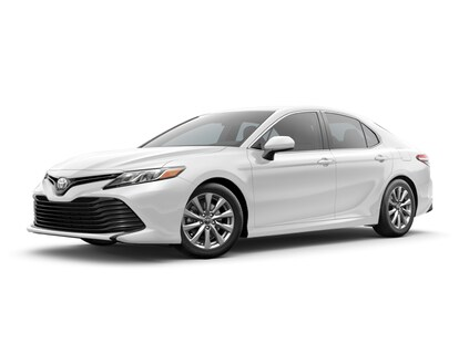 Toyota Billings Mt >> Used 2018 Toyota Camry Le Sedan Super White For Sale In