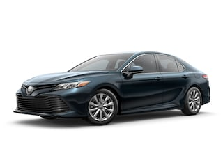 Certified Used 2018 Toyota Camry LE Sedan Haverhill, Massachusetts