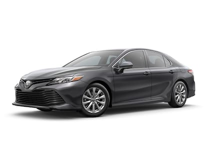 Used 2018 Toyota Camry AUTO for sale near Austin, TX In