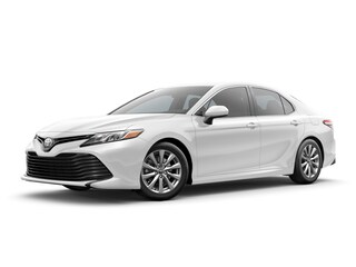 New 2018 Toyota Camry L Sedan in Shreveport near Texarkana