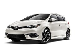 New 2018 Toyota Corolla iM Base Hatchback in Laredo, TX