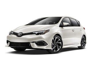 New 2018 Toyota Corolla iM Base Hatchback in San Francisco