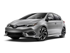 New 2018 Toyota Corolla iM Base Hatchback in Oxford, MS