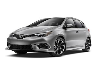 New 2018 Toyota Corolla iM Base Hatchback serving Baltimore