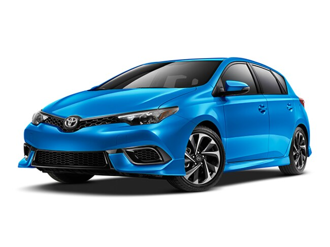 New 2018 Toyota Corolla iM Base Hatchback in Avondale, AZ