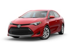 New 2018 Toyota Corolla LE Sedan in Galveston, TX