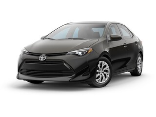 New 2018 Toyota Corolla LE Sedan 1812696 Boston, MA
