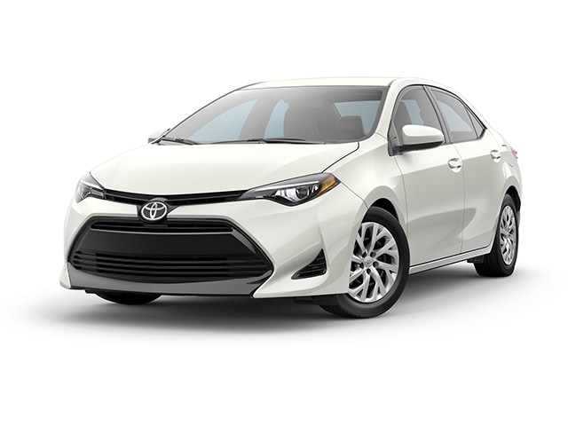 New 2018 Toyota Corolla LE Sedan Lawrence, Massachusetts