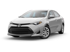 New 2018 Toyota Corolla LE Sedan in Laredo, TX