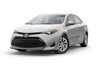 New 2018 Toyota Corolla LE Sedan in Erie PA