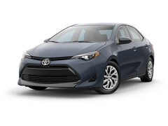 New 2018 Toyota Corolla LE Sedan 514718 in Chico, CA