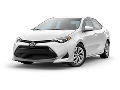 New 2018 Toyota Corolla LE Sedan in Columbus, OH