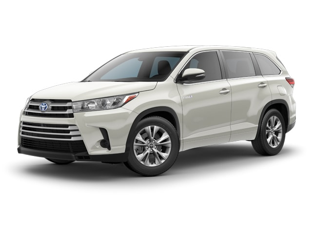 2018 toyota highlander hybrid scranton toyota of scranton. Black Bedroom Furniture Sets. Home Design Ideas