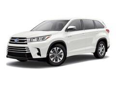 2018 Toyota Highlander Hybrid LE SUV