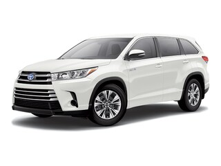 New 2018 Toyota Highlander Hybrid LE V6 SUV Redding, CA