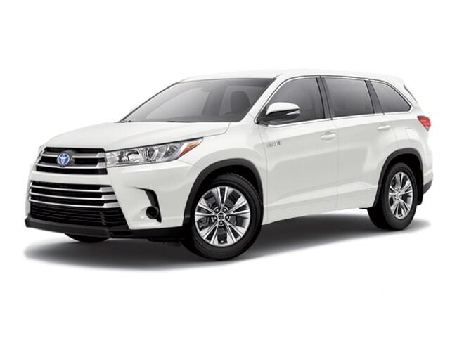 2018 Toyota Highlander Hybrid LE V6 SUV Winston Salem