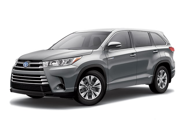 2018 Toyota Highlander Hybrid For Sale - CarGurus