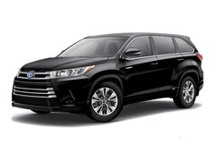 New 2018 Toyota Highlander Hybrid LE V6 SUV for sale in Riverhead, NY