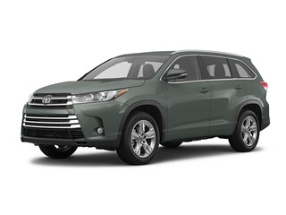 New 2018 Toyota Highlander Limited Platinum V6 SUV Klamath Falls, OR