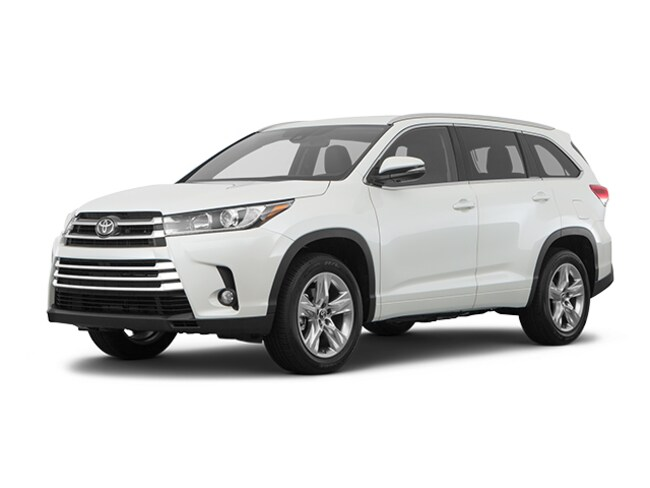 2018 Toyota Highlander Limited Platinum 4D Sport Utility For Sale in Redwood City, CA