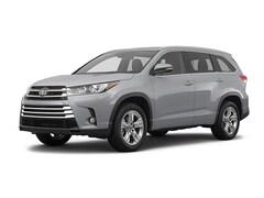 2018 Toyota Highlander Limited Platinum V6 SUV 5TDDZRFHXJS887890