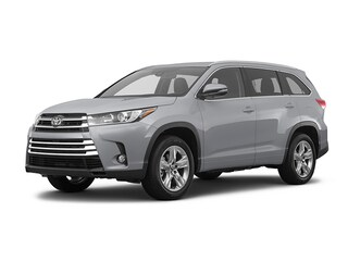 New 2018 Toyota Highlander Limited Platinum V6 SUV for sale near New Haven CT