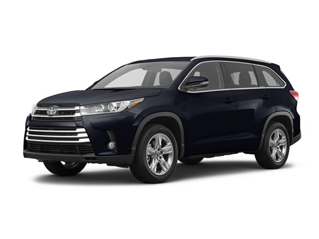 2018 Toyota Highlander Limited Platinum SUV For Sale in Redwood City, CA