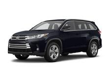 2018 Toyota Highlander Limited Platinum V6 SUV 5TDDZRFH5JS808240