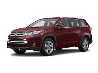 New 2018 Toyota Highlander Limited Platinum V6 SUV for sale near you in Wellesley, MA