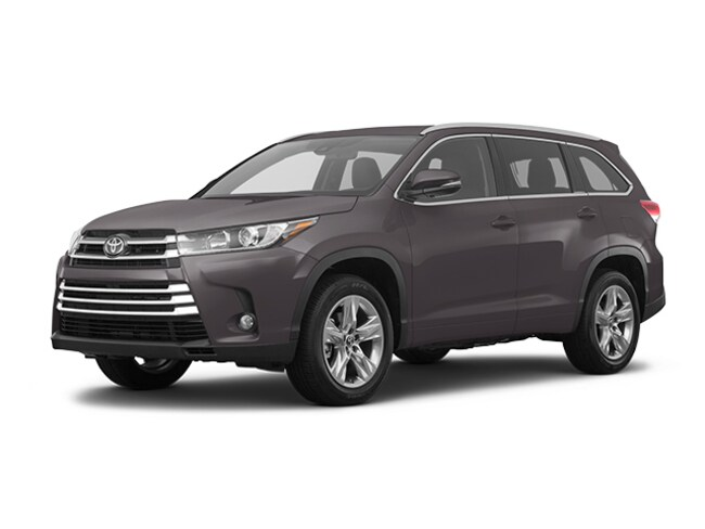 New 2017 2018 Toyota Highlander Limited Platinum AWD Limited Platinum  SUV near Phoenix