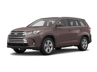 New 2018 Toyota Highlander Limited Platinum V6 SUV for sale Philadelphia