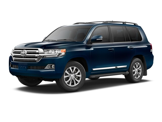 Toyota Land Cruiser Suv Serving Leesburg Frederick