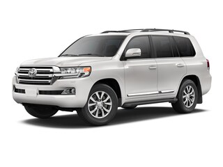 New 2018 Toyota Land Cruiser V8 SUV for sale Philadelphia
