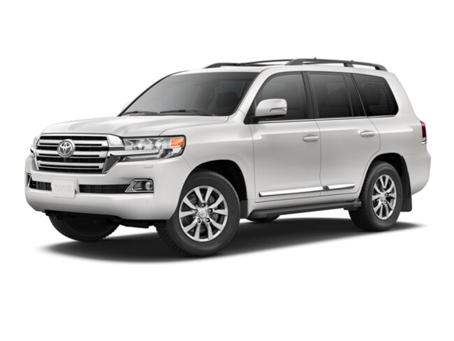 New 2018 Toyota Land Cruiser V8 SUV in Auburn, MA