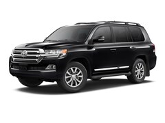 New 2018 Toyota Land Cruiser V8 SUV Corona