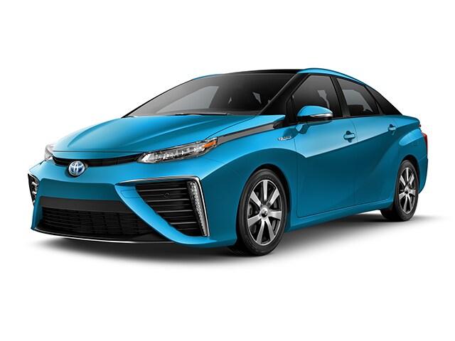 2018 Toyota Mirai Sedan Dallas