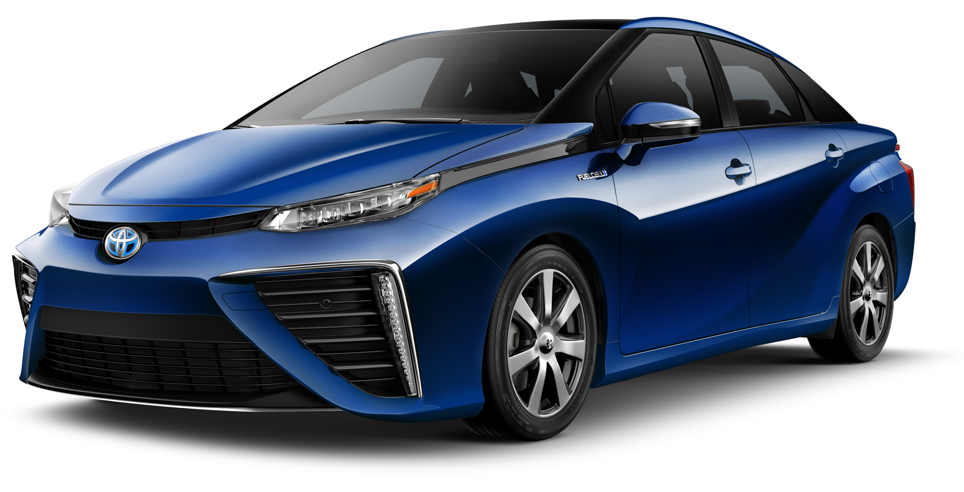 Toyota Mirai In Brookhaven Ms Toyota Of Brookhaven