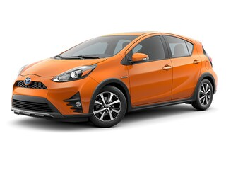 New 2018 Toyota Prius c Four Hatchback in Easton, MD