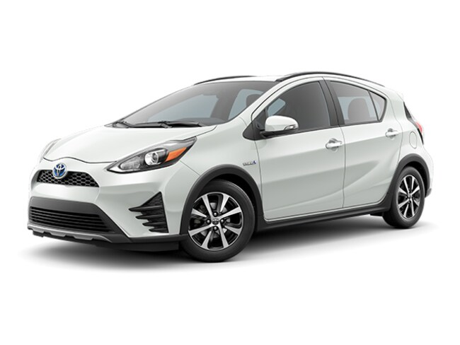 New 2018 Toyota Prius c Two Hatchback Cockeysville