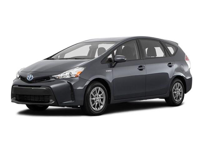2018 Toyota Prius v Base Wagon